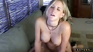 Naughty milf ensnared in action