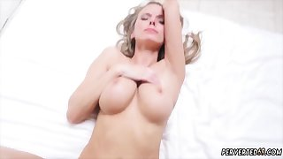 Huge tits melons milf xxx Jane Doux in When Father Is
